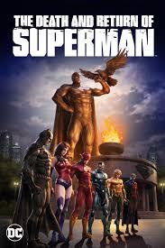 ดูหนังออนไลน์ฟรี The Death and Return of Superman (2019) ความตายและการกลับมาของซูเปอร์แมน หนังเต็มเรื่อง หนังมาสเตอร์ ดูหนังHD ดูหนังออนไลน์ ดูหนังใหม่