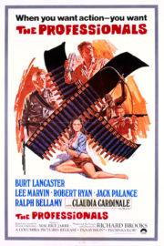 ดูหนังออนไลน์ฟรี The Professionals (1966) ประกาศิต 4 จอมสังหาร หนังเต็มเรื่อง หนังมาสเตอร์ ดูหนังHD ดูหนังออนไลน์ ดูหนังใหม่