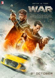 ดูหนังออนไลน์ฟรี War (2019) หนังเต็มเรื่อง หนังมาสเตอร์ ดูหนังHD ดูหนังออนไลน์ ดูหนังใหม่