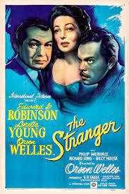 ดูหนังออนไลน์ฟรี The Stranger (1946) หนังเต็มเรื่อง หนังมาสเตอร์ ดูหนังHD ดูหนังออนไลน์ ดูหนังใหม่