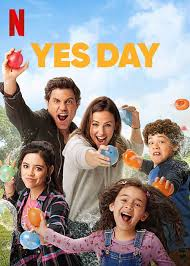 ดูหนังออนไลน์ฟรี YES DAY (2021) เยสเดย์ วันนี้ห้ามเซย์โน หนังเต็มเรื่อง หนังมาสเตอร์ ดูหนังHD ดูหนังออนไลน์ ดูหนังใหม่