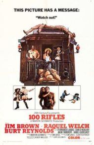 ดูหนังออนไลน์ฟรี 100 Rifles (1969) ศึกเม็กซิกัน หนังเต็มเรื่อง หนังมาสเตอร์ ดูหนังHD ดูหนังออนไลน์ ดูหนังใหม่