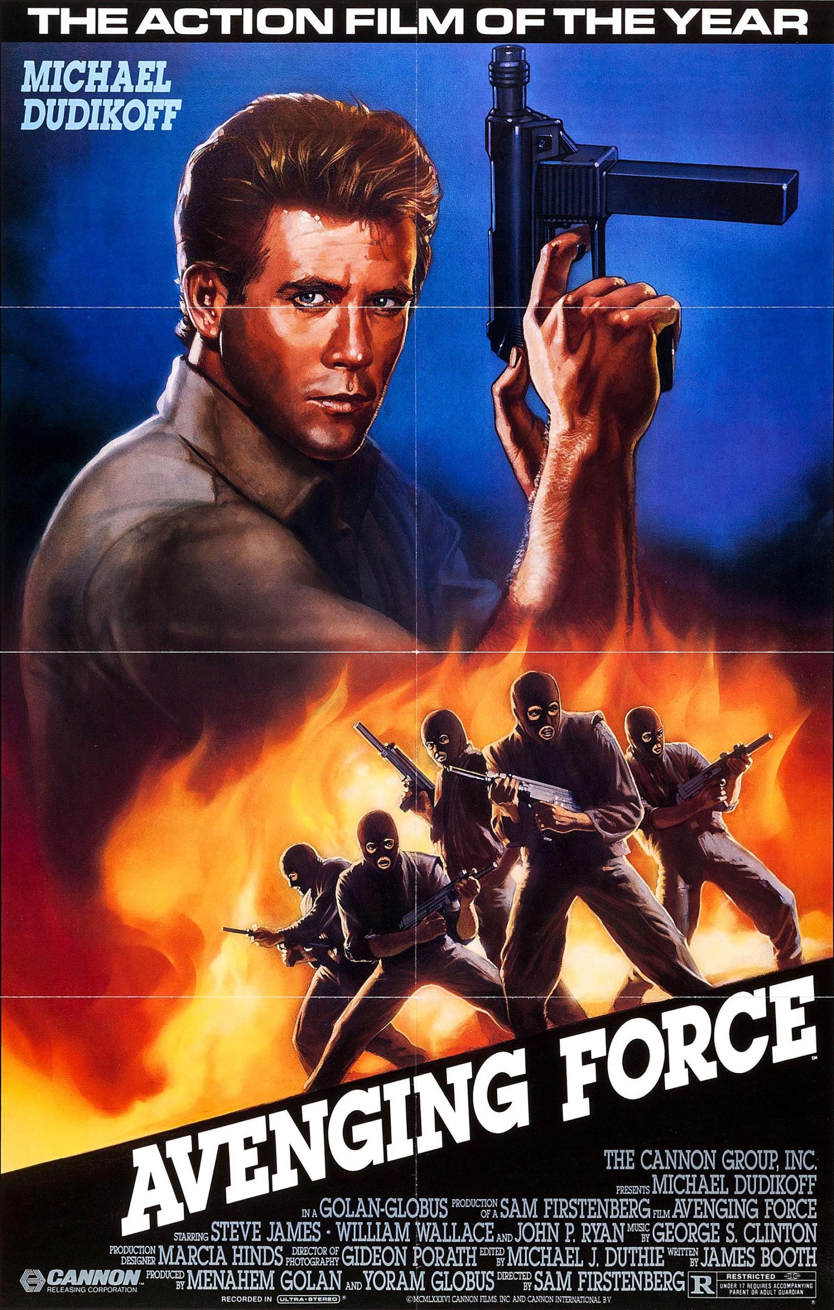 ดูหนังออนไลน์HD Avenging Force (1986) หนังเต็มเรื่อง หนังมาสเตอร์ ดูหนังHD ดูหนังออนไลน์ ดูหนังใหม่