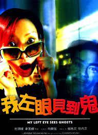 ดูหนังออนไลน์HD My Left Eye Sees Ghosts (2002) ตาซ้ายเห็นผี หนังเต็มเรื่อง หนังมาสเตอร์ ดูหนังHD ดูหนังออนไลน์ ดูหนังใหม่