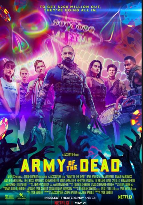 ดูหนังออนไลน์HD [Netflix] Army of the Dead (2021) แผนปล้นซอมบี้เดือด หนังเต็มเรื่อง หนังมาสเตอร์ ดูหนังHD ดูหนังออนไลน์ ดูหนังใหม่