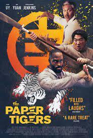 ดูหนังออนไลน์HD The Paper Tigers (2020) สามเสือกระดาษ หนังเต็มเรื่อง หนังมาสเตอร์ ดูหนังHD ดูหนังออนไลน์ ดูหนังใหม่