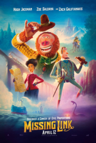 ดูหนังออนไลน์HD Missing Link (2019) ลิงที่หายไป หนังเต็มเรื่อง หนังมาสเตอร์ ดูหนังHD ดูหนังออนไลน์ ดูหนังใหม่