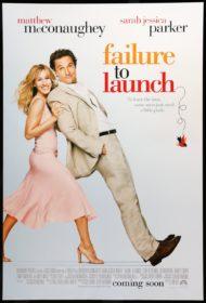 ดูหนังออนไลน์HD Failure to Launch (2006) จัดฉากรัก…กำจัดลูกแหง่ หนังเต็มเรื่อง หนังมาสเตอร์ ดูหนังHD ดูหนังออนไลน์ ดูหนังใหม่