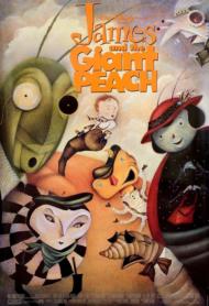 ดูหนังออนไลน์ฟรี James And The Giant Peach (1996) เจมส์กับลูกพีชยักษ์มหัศจรรย์ หนังเต็มเรื่อง หนังมาสเตอร์ ดูหนังHD ดูหนังออนไลน์ ดูหนังใหม่