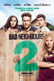 ดูหนังออนไลน์ฟรี Bad Neighbours 2 (2016) เพื่อนบ้านมหา(บรร)ลัย2 หนังเต็มเรื่อง หนังมาสเตอร์ ดูหนังHD ดูหนังออนไลน์ ดูหนังใหม่