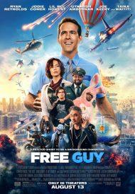 ดูหนัง Free Guy (2021) ขอสักทีพี่จะเป็นฮีโร่