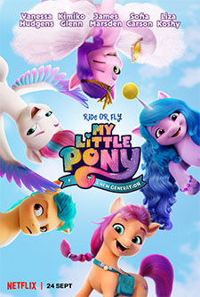 ดูหนังออนไลน์ฟรี My Little Pony – A New Generation (2021) มายลิตเติ้ลโพนี่: เจนใหม่ไฟแรง หนังเต็มเรื่อง หนังมาสเตอร์ ดูหนังHD ดูหนังออนไลน์ ดูหนังใหม่