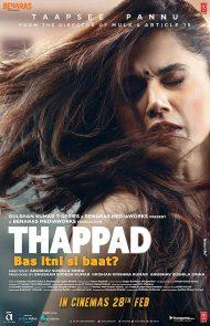 ดูหนังออนไลน์ฟรี Thappad (2020) หนังเต็มเรื่อง หนังมาสเตอร์ ดูหนังHD ดูหนังออนไลน์ ดูหนังใหม่