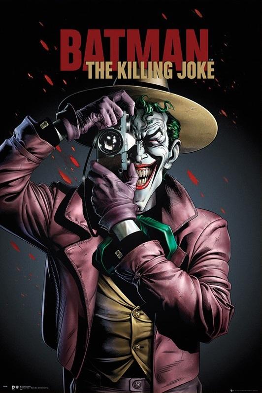 ดูหนังออนไลน์ฟรี Batman The Killing Joke (2016) แบทแมน ตอน โจ๊กเกอร์ ตลกอำมหิต หนังเต็มเรื่อง หนังมาสเตอร์ ดูหนังHD ดูหนังออนไลน์ ดูหนังใหม่