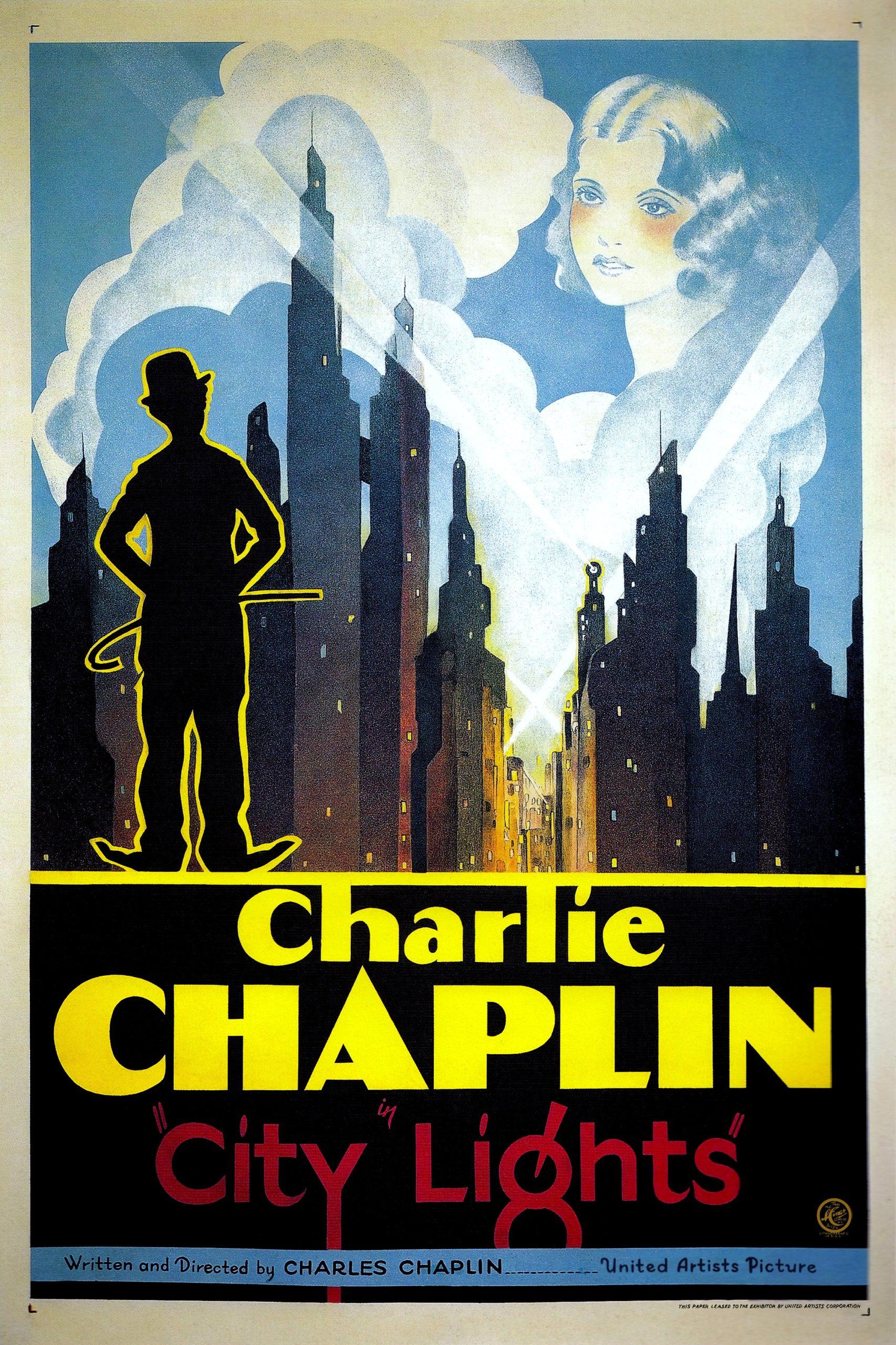 ดูหนังออนไลน์ฟรี City Lights (1931) แสงสว่างของเมือง หนังเต็มเรื่อง หนังมาสเตอร์ ดูหนังHD ดูหนังออนไลน์ ดูหนังใหม่