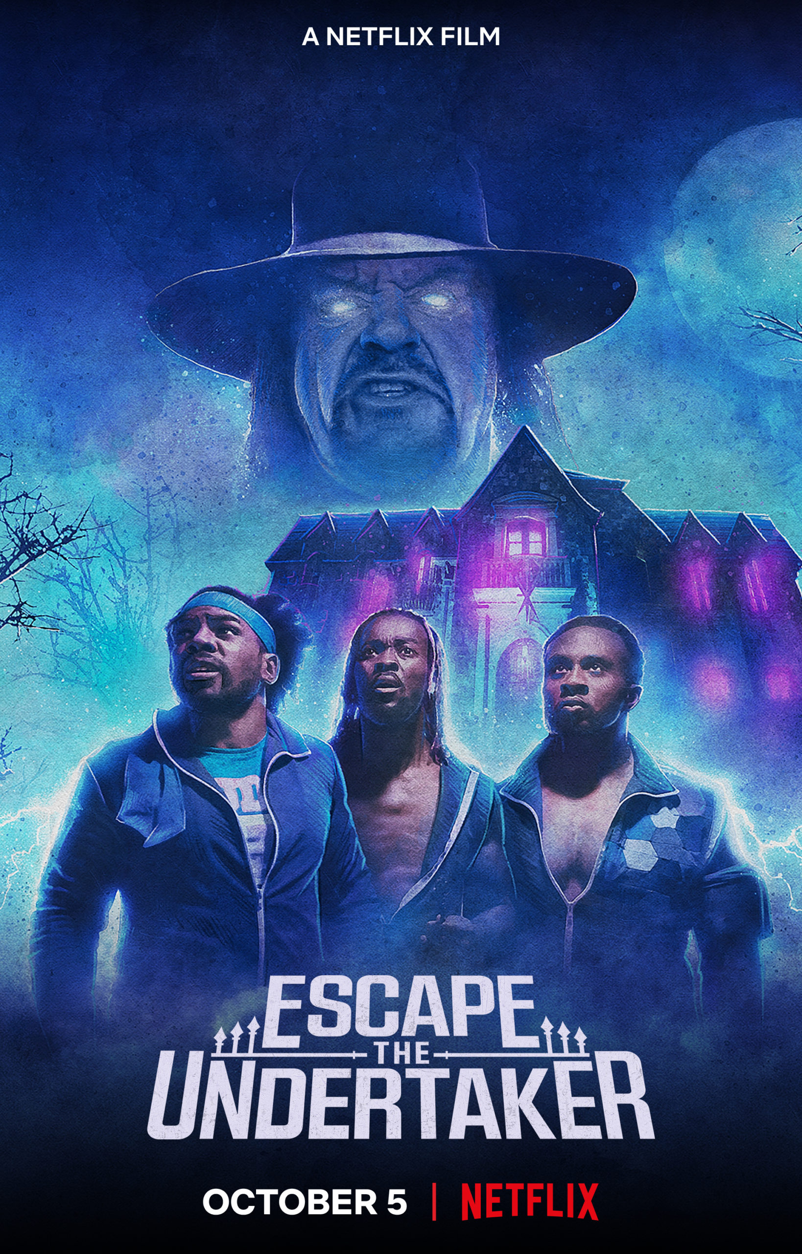 ดูหนังออนไลน์ฟรี Escape The Undertaker (2021) หนีดิอันเดอร์เทเกอร์ หนังเต็มเรื่อง หนังมาสเตอร์ ดูหนังHD ดูหนังออนไลน์ ดูหนังใหม่