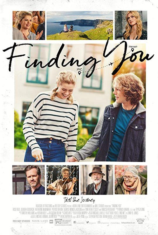 ดูหนังออนไลน์ฟรี Finding You (2021) หนังเต็มเรื่อง หนังมาสเตอร์ ดูหนังHD ดูหนังออนไลน์ ดูหนังใหม่