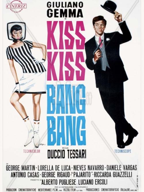 ดูหนังออนไลน์ฟรี Kiss Kiss Bang Bang (1966) คิส คิส ปัง ปัง หนังเต็มเรื่อง หนังมาสเตอร์ ดูหนังHD ดูหนังออนไลน์ ดูหนังใหม่