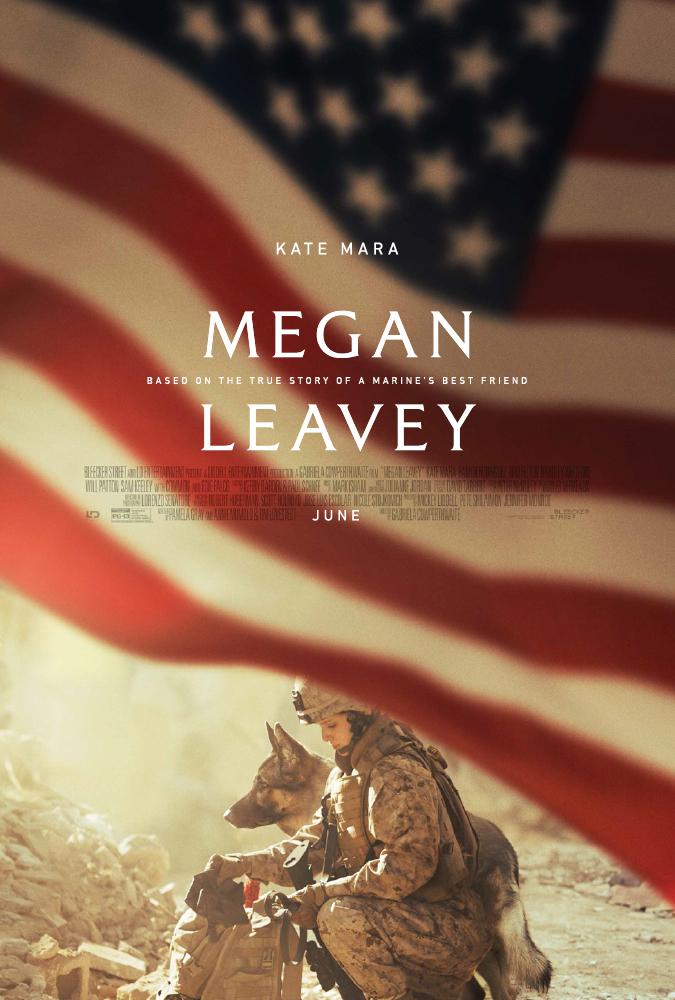 ดูหนังออนไลน์HD Megan Leavey (2017) ยอดสุนัขพิทักษ์สมรภูมิ หนังเต็มเรื่อง หนังมาสเตอร์ ดูหนังHD ดูหนังออนไลน์ ดูหนังใหม่