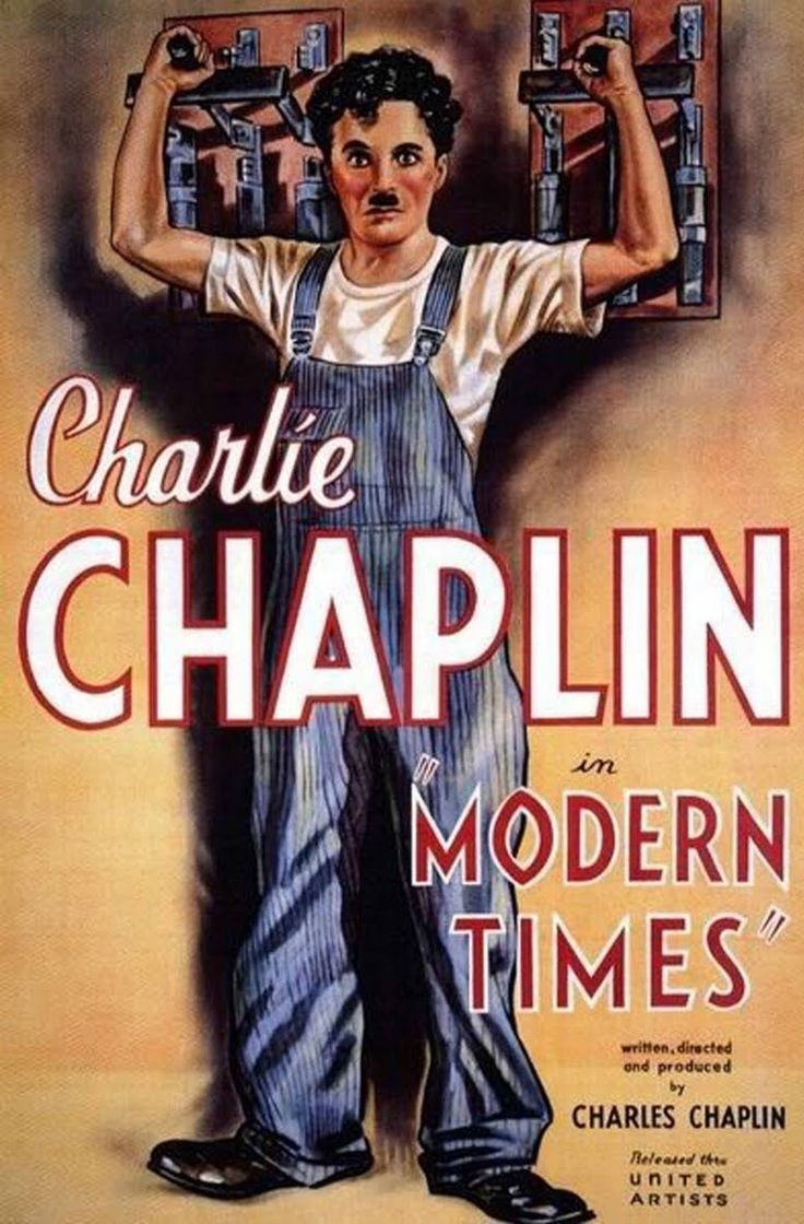 ดูหนังออนไลน์ฟรี Modern Times (1936) เฮงบ่เฮงแต่บ่ตาย หนังเต็มเรื่อง หนังมาสเตอร์ ดูหนังHD ดูหนังออนไลน์ ดูหนังใหม่