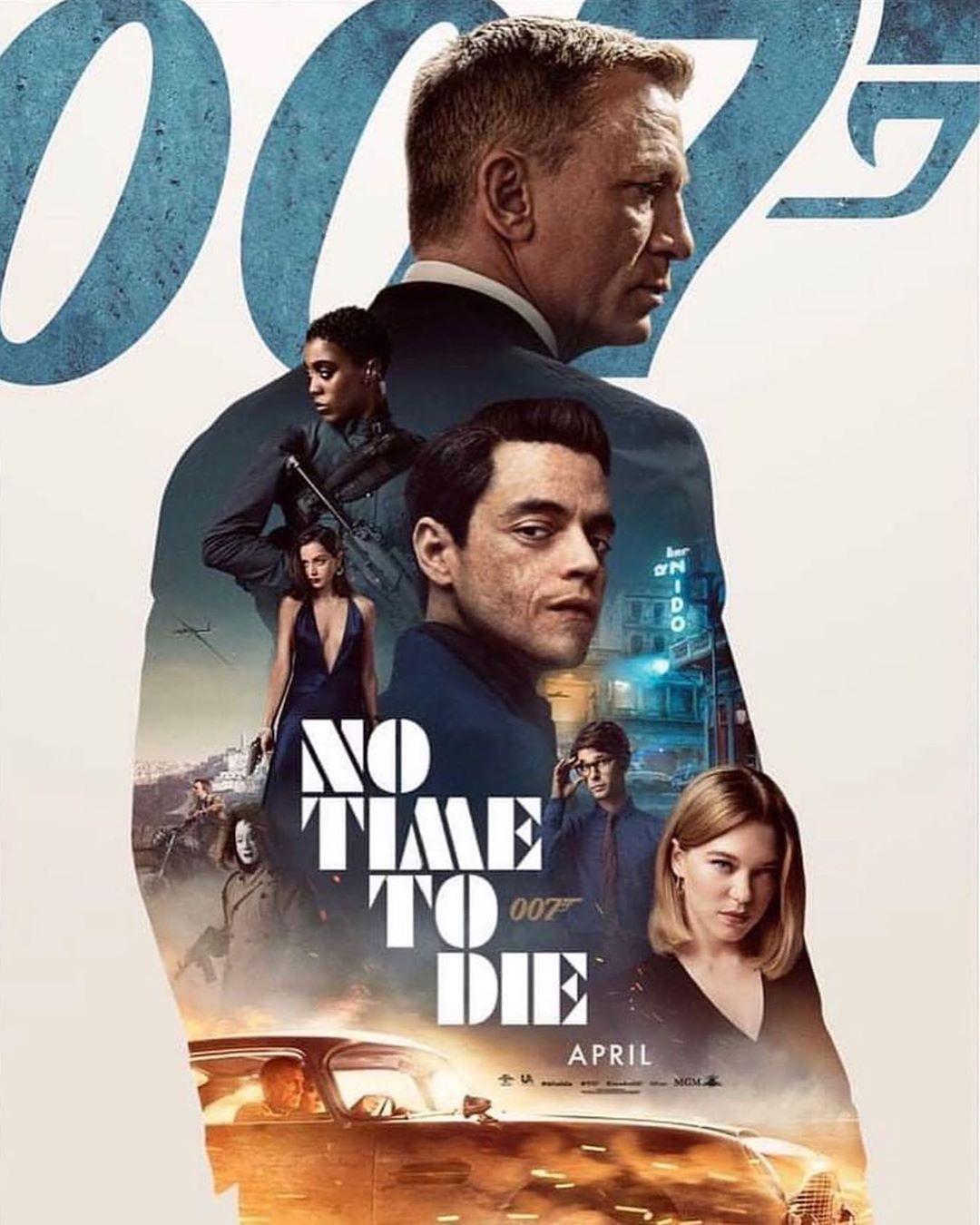 ดูหนังออนไลน์HD NO TIME TO DIE (2021) เจมส์ บอนด์ 007 ภาค 26 พยัคฆ์ร้ายฝ่าเวลามรณะ หนังเต็มเรื่อง หนังมาสเตอร์ ดูหนังHD ดูหนังออนไลน์ ดูหนังใหม่