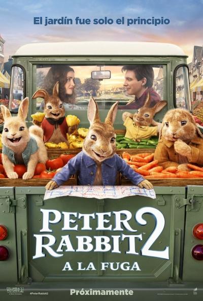 ดูหนัง Peter Rabbit 2 The Runaway (2021) ปีเตอร์ แรบบิท ทู เดอะ รันอะเวย์