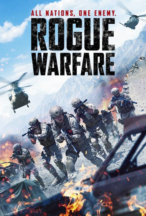 ดูหนังออนไลน์ฟรี Rogue Warfare (2019) หนังเต็มเรื่อง หนังมาสเตอร์ ดูหนังHD ดูหนังออนไลน์ ดูหนังใหม่