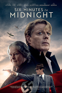 ดูหนังออนไลน์HD Six Minutes to Midnight (2020) พลิกชะตาจารชน หนังเต็มเรื่อง หนังมาสเตอร์ ดูหนังHD ดูหนังออนไลน์ ดูหนังใหม่