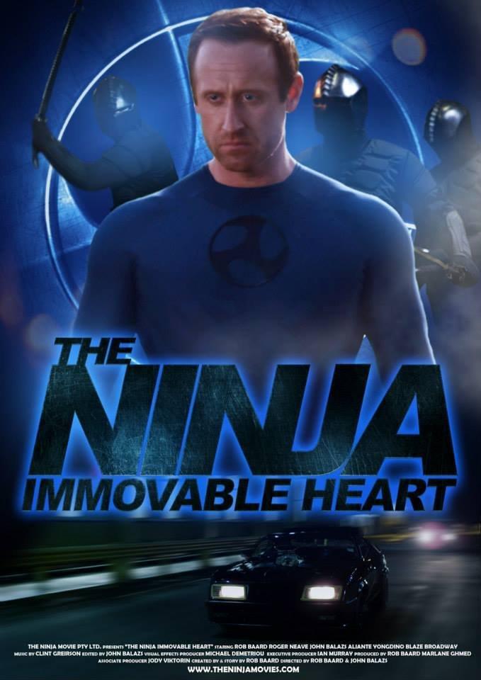 ดูหนัง The Ninja Immovable Heart (2014) โคตรนินจา..ฆ่าไม่ตาย