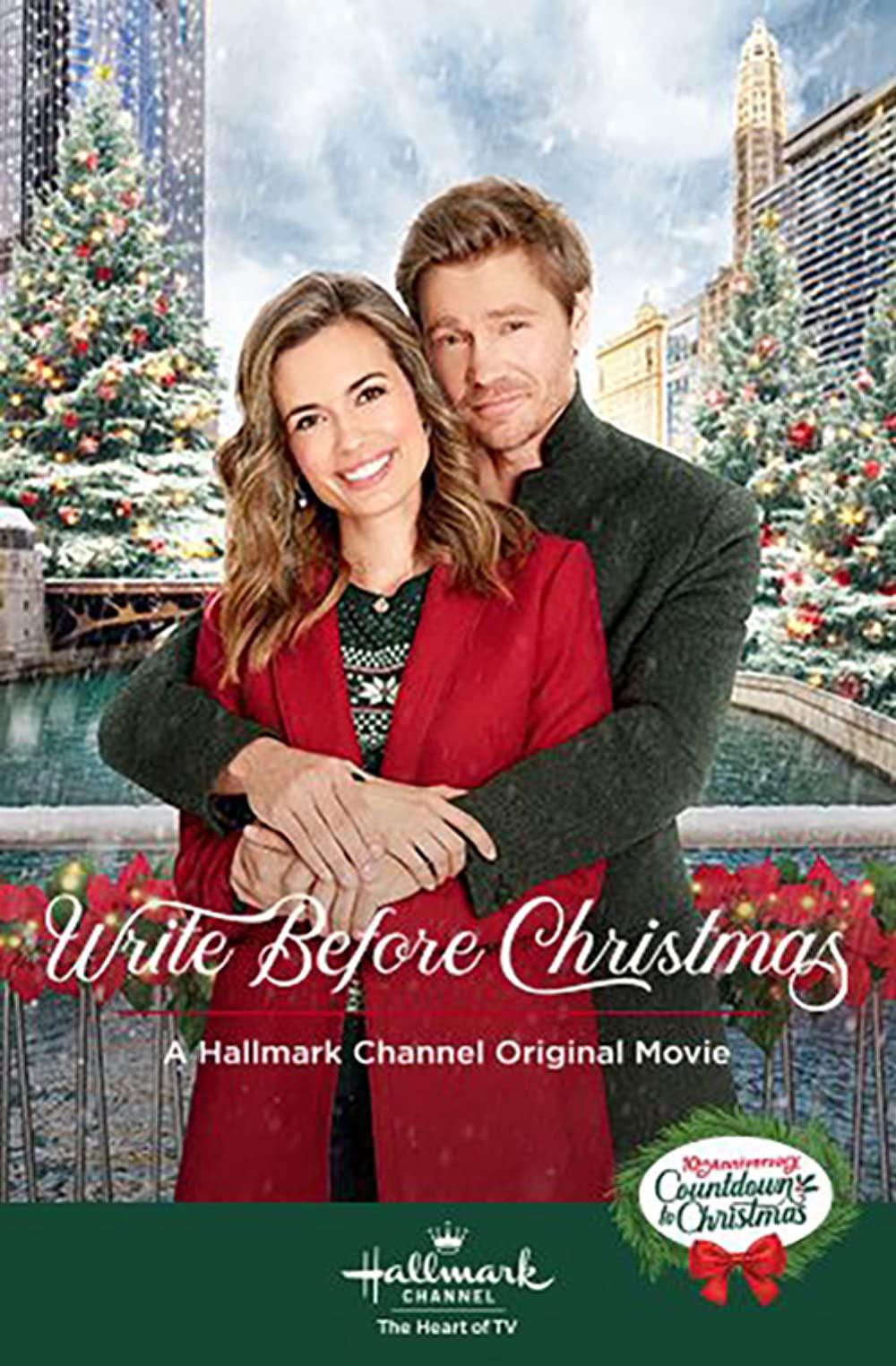 ดูหนังออนไลน์ฟรี Write Before Christmas (2019) หนังเต็มเรื่อง หนังมาสเตอร์ ดูหนังHD ดูหนังออนไลน์ ดูหนังใหม่